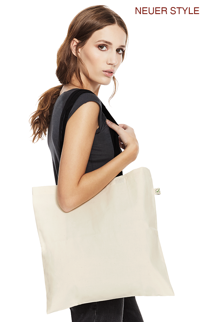 EP71 heavy shopper Tote Bag neuer style