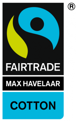 Fairtrade cotton max havelaar