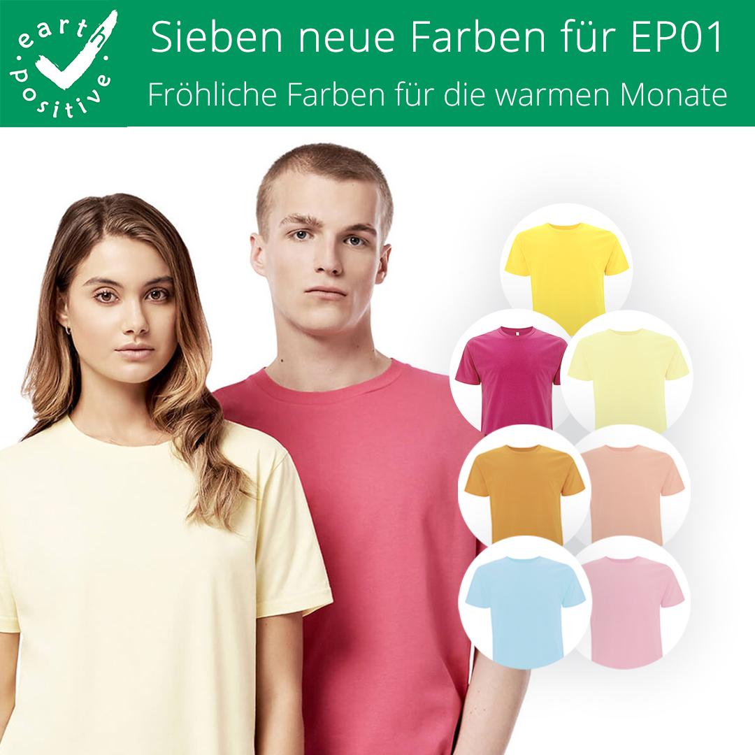 News 2019: neue Farben für EP01