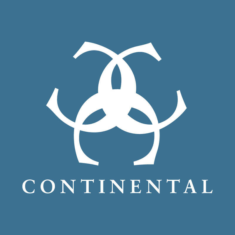 Continental Logo Farbe