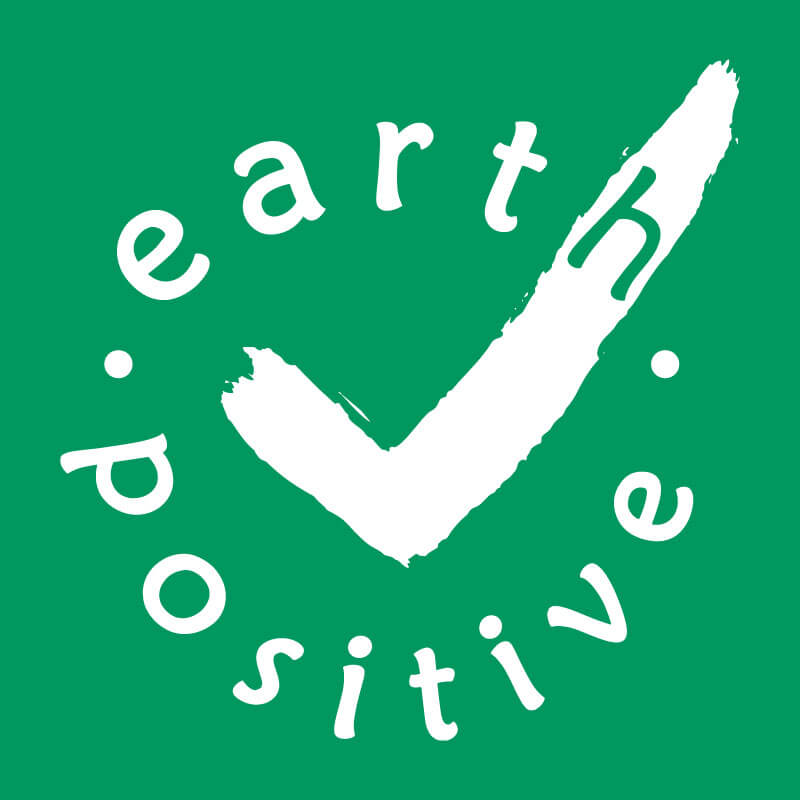 Earth Positive Logo Farbe