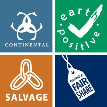 Continental Clothing Company Markenlogos
