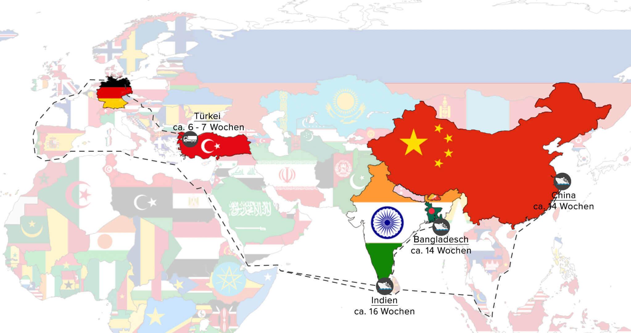 Textilhersteller-Shipping-Route-2020-2